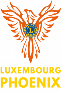 Lions Club Phoenix Luxembourg Logo